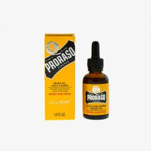 Proraso olejek do brody Wood and Spice 30ml